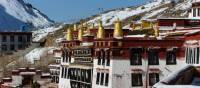 Distinct architectural designs in Tibet | Richard I'Anson