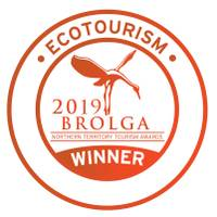 2019 Brolga Award for Best Ecotourism Operator - Northern Territory