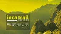 If your heart's set on the iconic trek to Machu Picchu for next year, now is the time to book it. |  <i>Richard I'Anson</i>