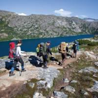 Hiking Canada's Chilkoot Trail   Mark Daffey
