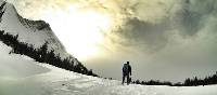 Snowshoeing in Kananaskis Country, Alberta | Kurt Morrison
