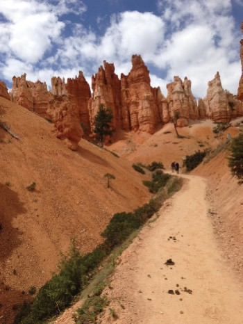 The dramatic Bryce canyon National Park, Utah - <i>Photo: Nathaniel Wynne</i>