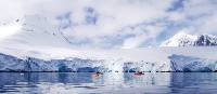Kayaking on the Antarctic Peninsula | Valerie Waterston