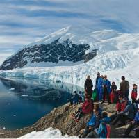 Sweeping views of the Antarctic Peninsula | Peter Walton
