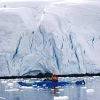 Kayaking in Antarctica | Valerie Waterston