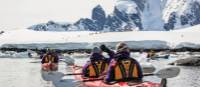 Kayaking the tranquil waters in Antarctica | Justin Walker