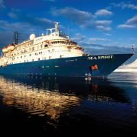 The MV Sea Spirit   Georgina Strange