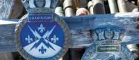 Memorial site for early Arctic explorers at Beechey Island   Rachel Imber