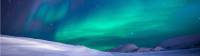 Northern lights dance across the sky for a spectacular ethereal display