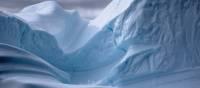 Sculptured iceberg in the Arctic | Rachel Imber