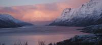 Sunset in northern Norway   Christian Engelke