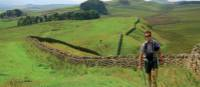 Take a walk back through history along Hadrian's Wall, England