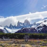 Spectacular views at Fitz Roy and Cerro Torre, Patagonia   Cherilia Poluan