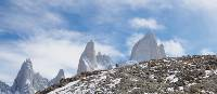 Trekking beneath Mont Fitz Roy in Patagonia | David Taylor