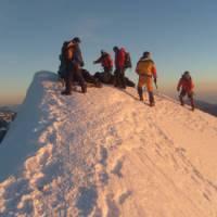 Reaching the summit of Huayna Potosi | Juan Villarroel