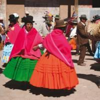 Local ladies in La Paz | Nigel Leadbitter
