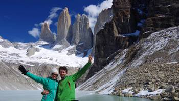 Trekking in the breathtaking Torres del Paine National Park | David Taylor