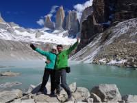 Trekking in the breathtaking Torres del Paine National Park |  <i>David Taylor</i>