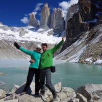 Trekking in the breathtaking Torres del Paine National Park   David Taylor