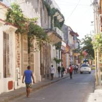 Stroll through the historic Old Town in Cartegena