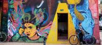 Vibrant street art in Colombia | Pat Rochon