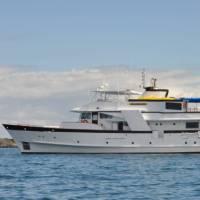 Sailing the Galapagos Islands on Beluga