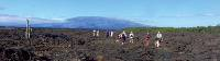 Enjoy walks across the rocky Galapagos Islands landscape |  <i>Marta Ticha</i>