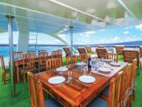 Sundeck views aboard Solaris