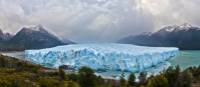 Striking views of Perito Moreno Glacier