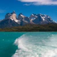 The dramatic spires of Torres Del Paine National Park, Patagonia   Marie Claude