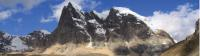 Breathtaking rugged landscape of the Huayhuash mountains, Peru |  <i>Ken Harris</i>