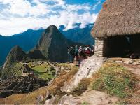 A group of trekkers enjoying the views of Machu Picchu |  <i>Sue Badyari</i>