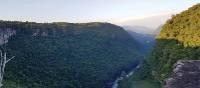 Stunning valley views as we explore Guyana