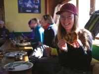 Vegemite in Nepal |  <i>Sally Imber</i>