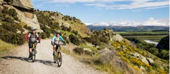 Cycling in NZ's Poolburn Gorge | Lachlan Gardiner