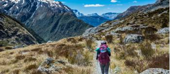 'Tramping' the Routeburn Track | Julianne Ly