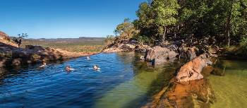 Breathtaking swimming holes abound in Kakadu National Park | Peter Walton