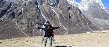 In high spirits on the Himalayan trails | Sally Dobromilsky