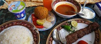 Dig in for some lovely Iranian food | Vathlu