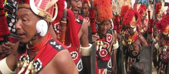 Hornbill Festival celebrations in Nagaland | Hugh Jenkinson