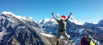 Celebrate Christmas in the Himalayas this year | Chris Hathaway