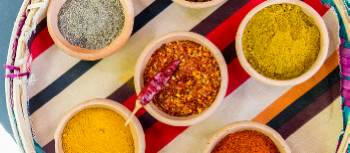 Colourful Sri Lankan spices | Richard I'Anson