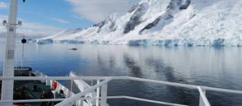 Spectacular views from the ship | Scott Pinnegar
