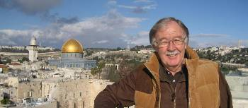 George Negus on assignment in Israel | Negus Media International