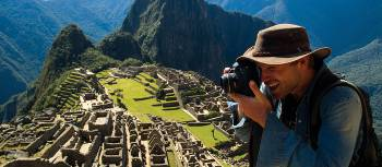 Picturesque views from upon Machu Picchu | Chris Gooley