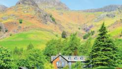 New Dungeon Ghyll, Great Langdale